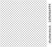 black white seamless pattern...   Shutterstock .eps vector #1696466494