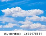 Scattered Cloud Clusters In A...