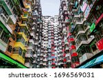 Densely Populated Housing In...