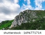 Mountainous Formation From The...