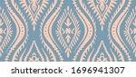 geometric folklore ornament... | Shutterstock .eps vector #1696941307