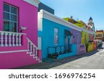 Colorful Street View Of The...