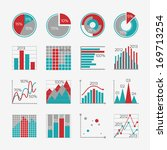 infographic elements for... | Shutterstock .eps vector #169713254