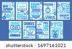 program coding advertising...   Shutterstock .eps vector #1697161021