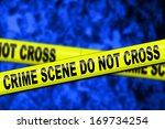 Crime Scene Do Not Cross.