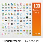 Usable  Business logo Set ( Set of 100 logo )