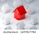 A Mortgage Red House...