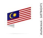 malaysia flag state symbol...