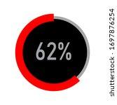 red  ash   black color circle...