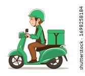 Cartoon Character Of Food...