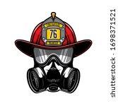 Firefighter Protective Helmet...