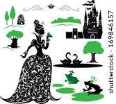 Fairytale Set   Silhouettes Of...