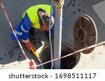 Sewer  Utility Worker For...