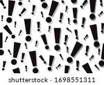Random Black Exclamation Mark...