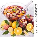 Fruit Punch  Sangria