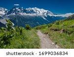 The Tour Du Mont Blanc Trail ...