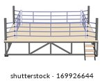 cartoon image of boxing ring | Shutterstock . vector #169926644