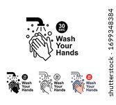 Wash Your Hands For 30 Seconds...