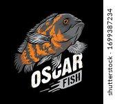 The Oscar Fish  Predator Fish