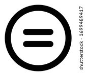 ui line icon calculator symbol