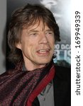 Постер, плакат: Mick Jagger of The