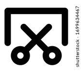 ui line icon screenshot symbol