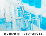 Laboratory Glassware With A...
