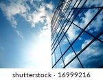 modern building | Shutterstock . vector #16999216