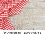 Picnic Table Cloth. Seamless...