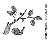 hand drawn vector illustration...   Shutterstock .eps vector #1700035531