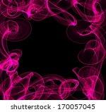 orange flame abstract  ... | Shutterstock . vector #170057045