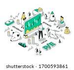 concept of building an...   Shutterstock .eps vector #1700593861