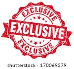 exclusive grunge stamp   Shutterstock . vector #170069279