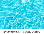 Abstract Pool Water Surface And ...