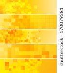 technology concept mosaic... | Shutterstock .eps vector #170079281