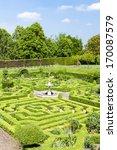 garden of hatfield house ... | Shutterstock . vector #170087579