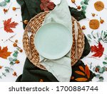 Autumn Tableware  Feminine...