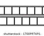 film frame pattern for photo....   Shutterstock .eps vector #1700997691