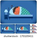manta,imágenes prediseñadas,armario,feliz,lámpara,siesta,pesadilla,almohada,sueño,preocupado