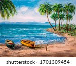 Oil Painting   Paradise...