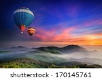 doi inthanon national park in... | Shutterstock . vector #170145761