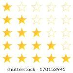 five star premium quality...   Shutterstock .eps vector #170153945