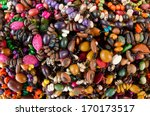 mexican beads  indian... | Shutterstock . vector #170173517