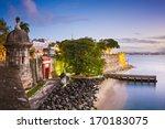 San Juan  Puerto Rico Coast At...