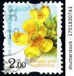 Sri Lanka   Circa 2016  Stamp 2 ...