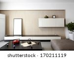 elegant and comfortable home... | Shutterstock . vector #170211119