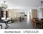 elegant and comfortable home... | Shutterstock . vector #170211125