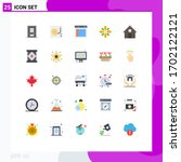 universal icon symbols group of ... | Shutterstock .eps vector #1702122121