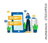 people enjoy 5g services for...