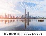 Shenzhen talent Park City Skyline